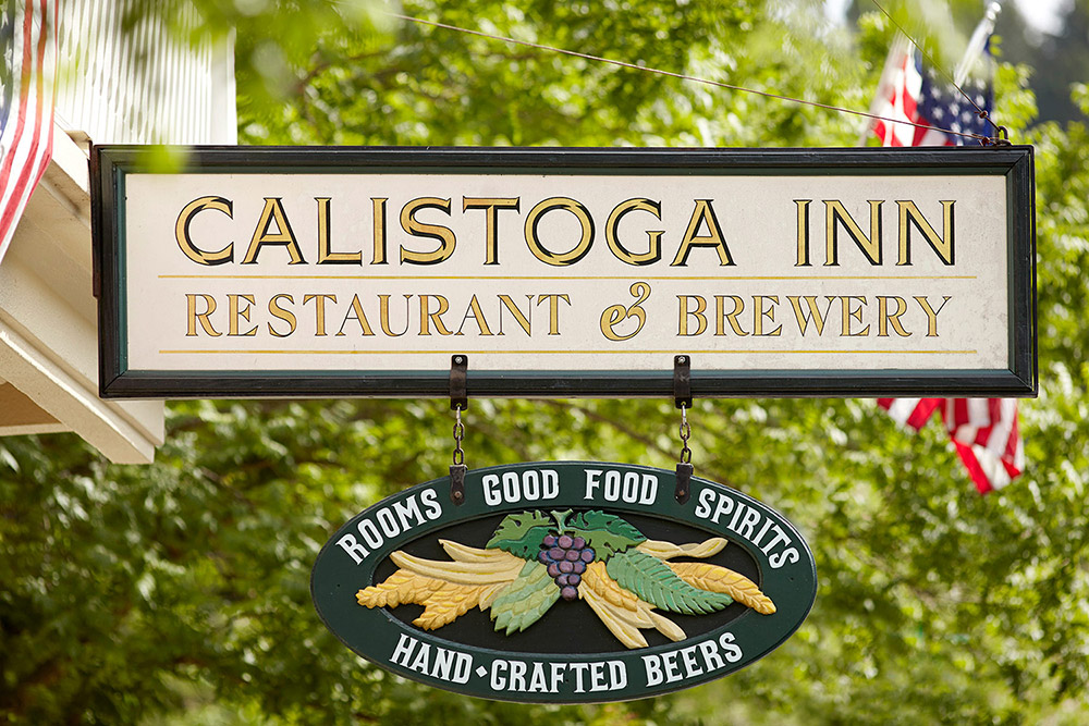 Calistoga Inn & Brewery