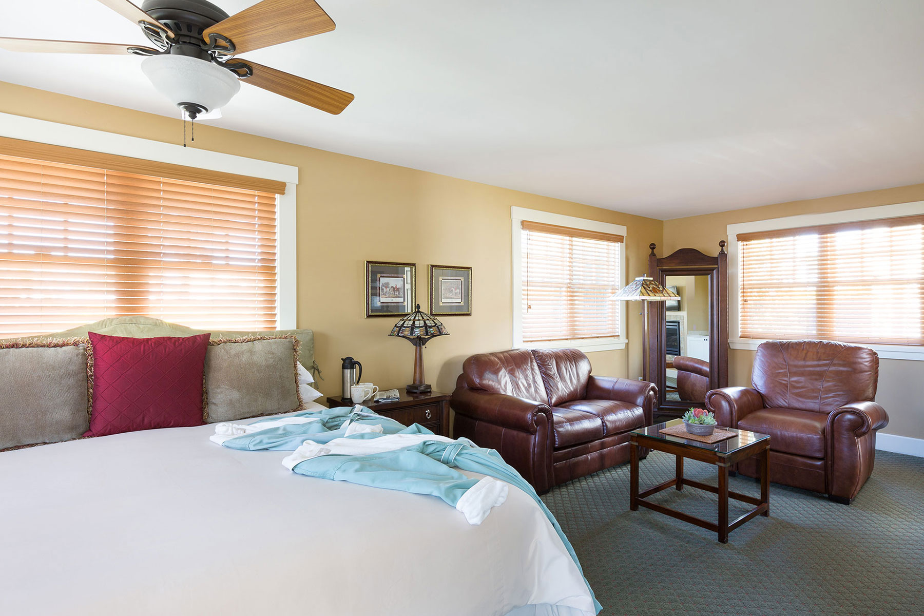 Garden King Guestrooms