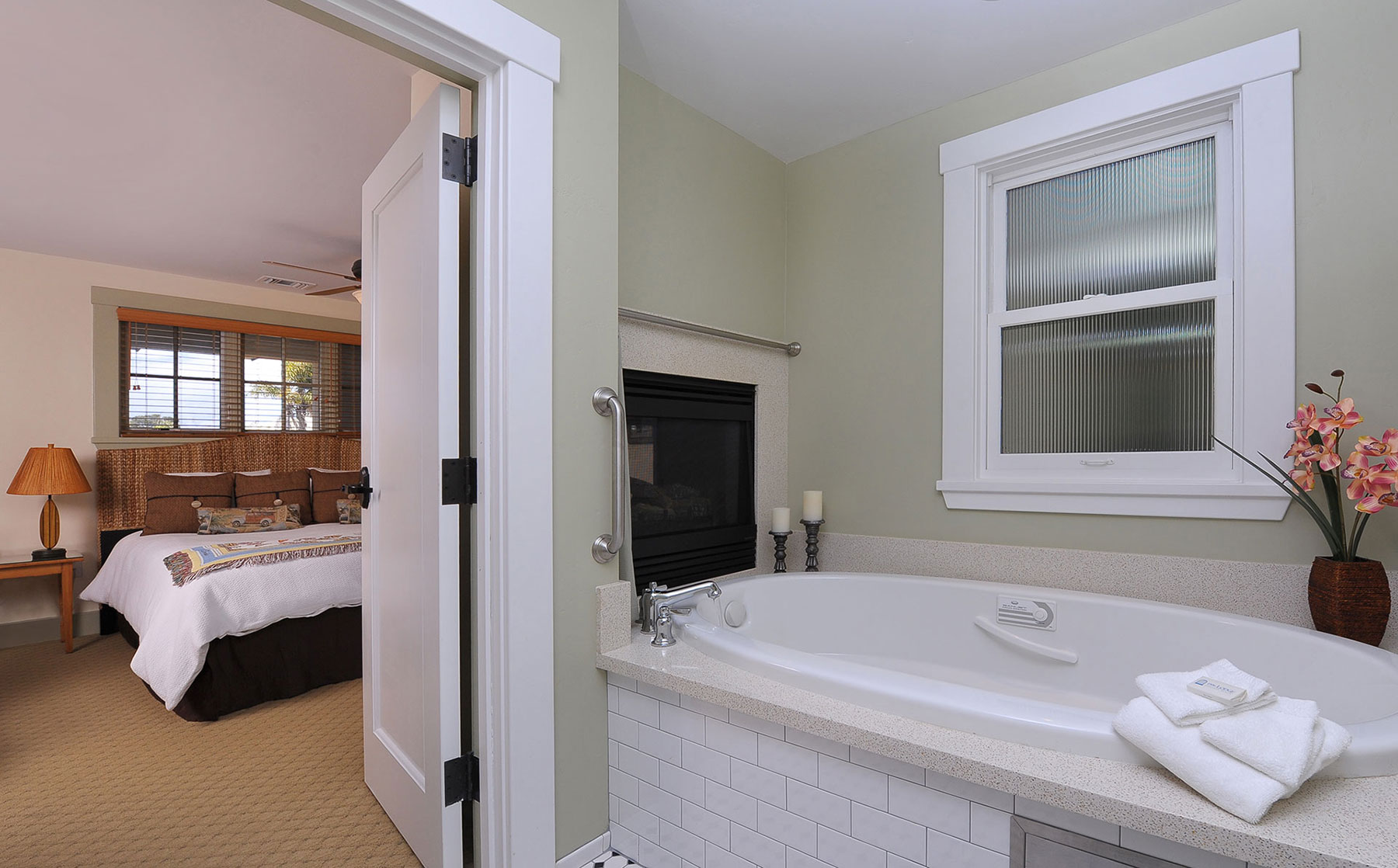 Garden King Spa Guestrooms