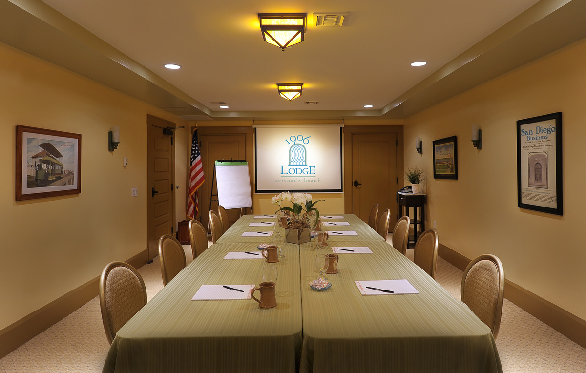 Emerald Isle Meeting Room