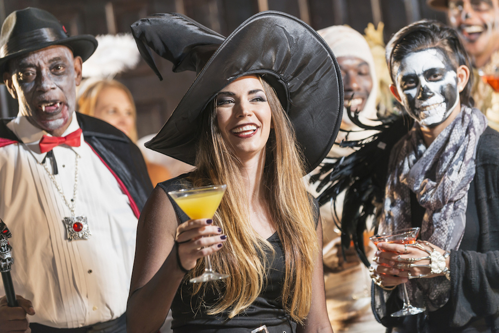 5 Ways to Celebrate Halloween in the Napa Valley