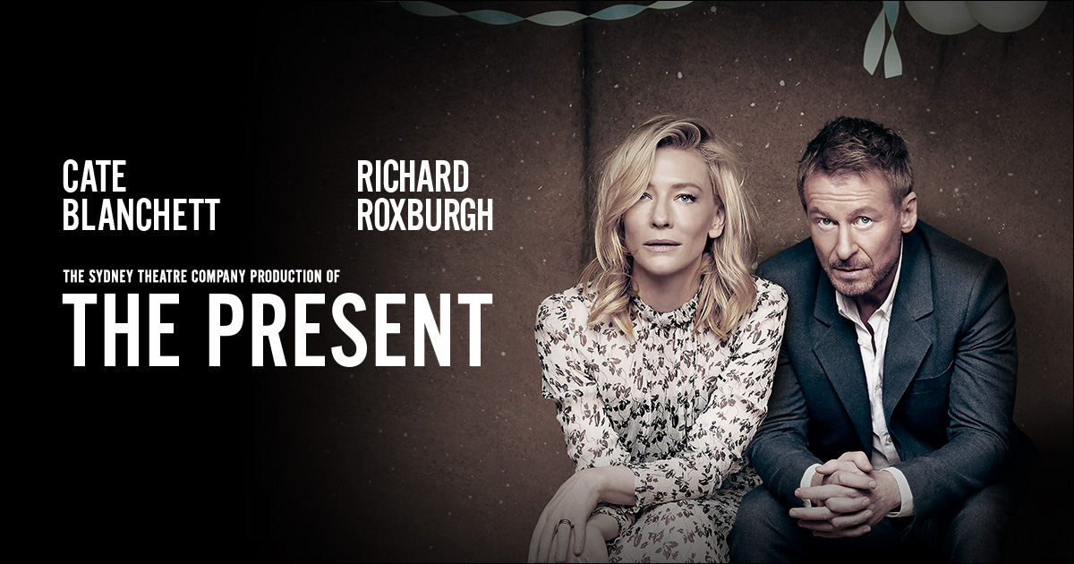 """The Present"" on Broadway at Ethel Barrymore Theatre"