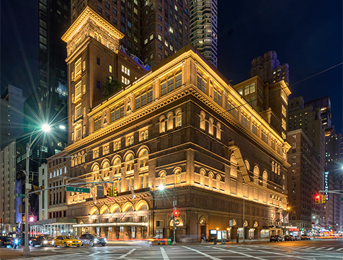 Staatskapelle Berlin at Carnegie Hall