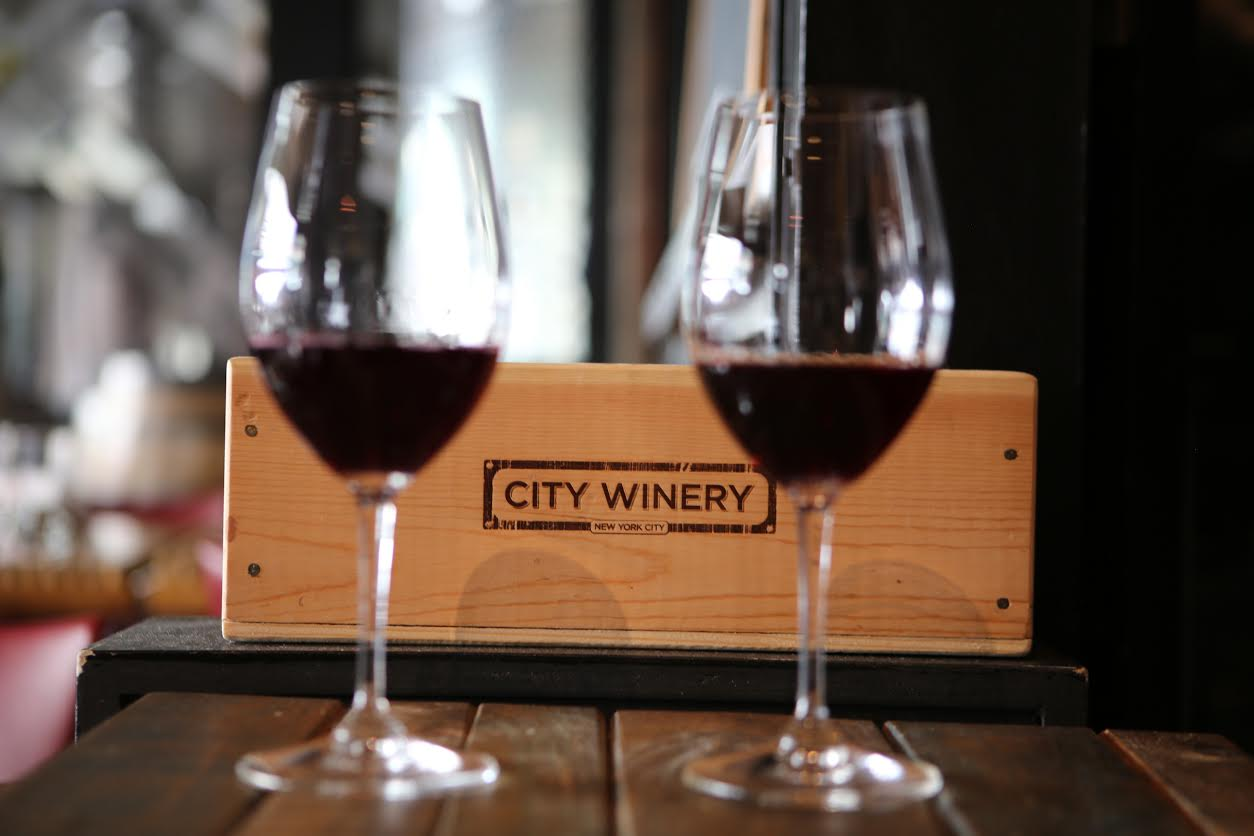 City Winery Shares Wines to Drink over the Holidays