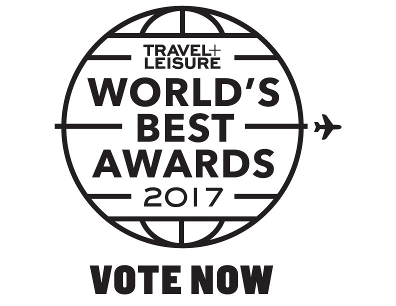 Vote For Travel & Leisure's World's Best Awards